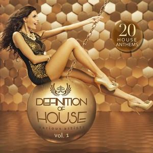 VARIOUS - Defintion Of House Vol 1: 20 House Anthems