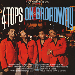 FOUR TOPS - On Broadway