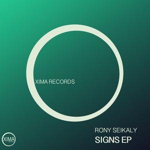 RONY SEIKALY - Signs EP