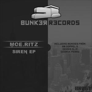 RITZ, Moe - Siren EP