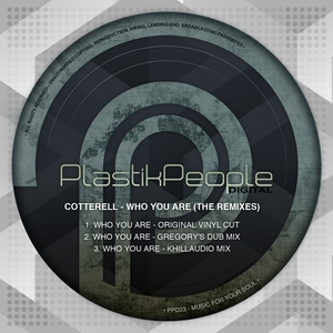 COTTERELL - Who You Are (remixes)