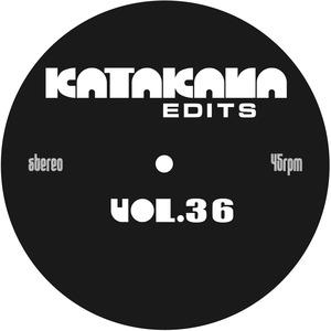 DJ CLAIRVO/DR IVAN - Katakana Edits Vol 36