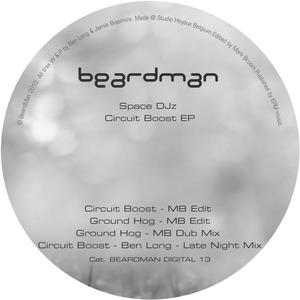 SPACE DJZ - Circuit Boost EP