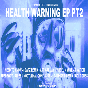 ARTICLE JAY/X NATION/ARIES/GOLD DUBS - Health Warning Part 2