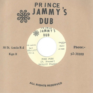 KING EVERAL/PRINCE JAMMYS - Push Push
