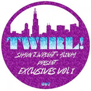 SHAUN J WRIGHT/ALINKA - Twirl Exclusives Vol 1
