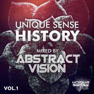 ABSTRACT VISION/VARIOUS - Unique Sense History Vol 1