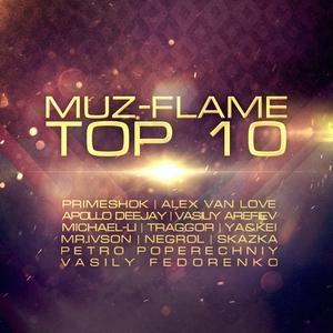 VARIOUS - Muz-Flame Top 10