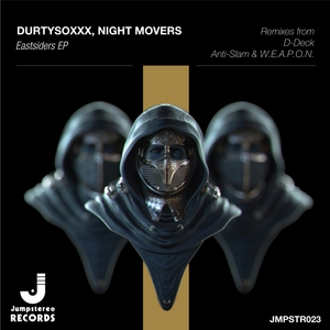 DURTYSOXXX/NIGHT MOVERS - East Siders EP