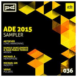 VARIOUS - ADE 2015 Sampler