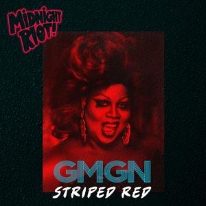 GMGN - Striped Red