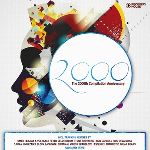VARIOUS - Recovery House 2000 The 2000th Compilation Anniversary