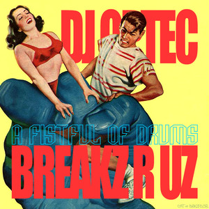 DJ OPTEC - A Fistful Of Drums