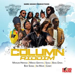 VARIOUS - Column Riddim