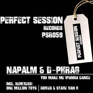 NAPALM - You Make Me Wanna Dance