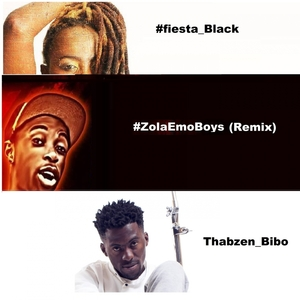 THABZEN BIBO feat FIESTA BLACK - Famba Nawena