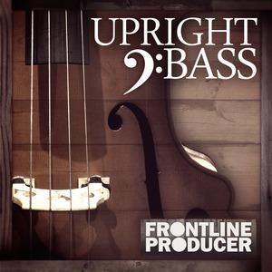 FRONTLINE PRODUCER - Upright Bass (Sample Pack WAV/APPLE)
