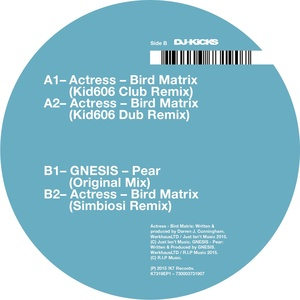 ACTRESS - Bird Matrix (Remixes)