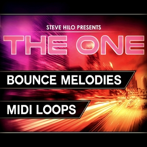 THE ONE-SERIES - THE ONE: Bounce Melodies (Sample Pack MIDI)