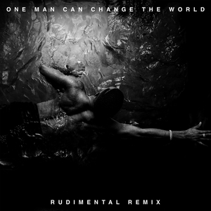 BIG SEAN feat KANYE WEST/JOHN LEGEND - One Man Can Change The World (Rudimental Remix)