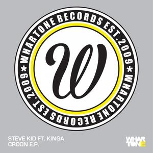 STEVE KID feat KINGA - Croon EP