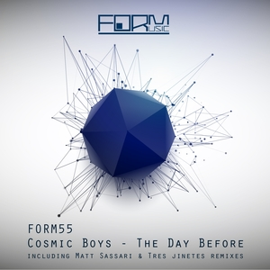 COSMIC BOYS - The Day Before