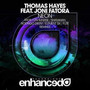 THOMAS HAYES feat JONI FATORA - Neon (remixes)