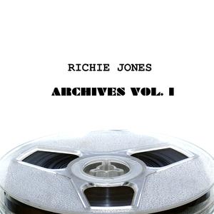 VARIOUS - Richie Jones Archives Vol 1