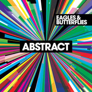 EAGLES & BUTTERFLIES - Abstract