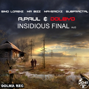 APAUL DOLBY D - Insidious Final Act 3