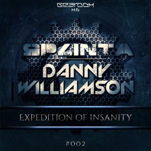 SPLINTA & DANNY WILLIAMSON - Expedition Of Insanity