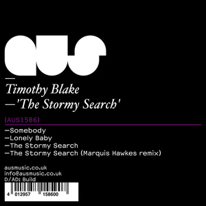 TIMOTHY BLAKE - The Stormy Search