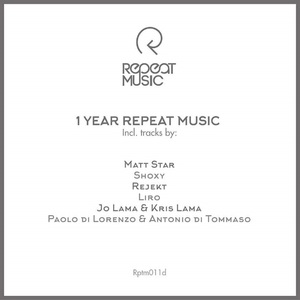 VARIOUS - 1 Year Repeat Music