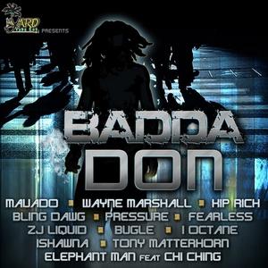 VARIOUS - Badda Don Riddim