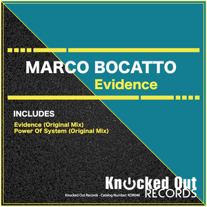 MARCO BOCATTO - Evidence