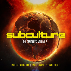 JOHN ASKEW & STANDERWICK JOHN O'CALLAGHAN - Subculture The Residents Vol 2