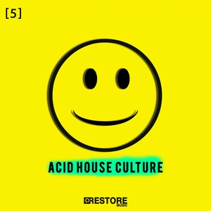 VARIOUS - Acid House Cultere Vol 5
