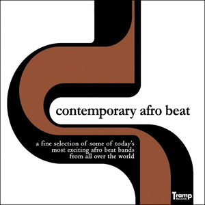 VARIOUS - Contemporary Afro Beat