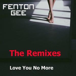 FENTON GEE - Love You No More/The Remixes