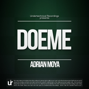ADRIAN MOYA - Doeme EP