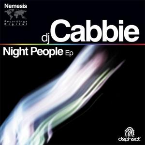 DJ CABBIE - Night People EP
