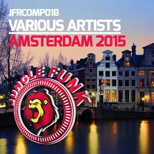 FRANK CARO & ALEMANY/NICK BERTOSSI/TOM SAWYER/AMNIZA - Amsterdam 2015