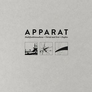 APPARAT - Multifunktionsebene/Tttrial And Eror/Duplex