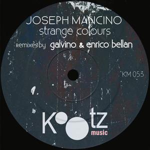 JOSEPH MANCINO - Strange Colours