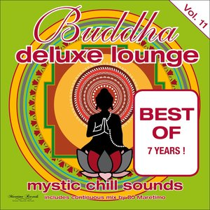 DJ MARETIMO/VARIOUS - Buddha Deluxe Lounge Vol 11 - Mystic Chill Sounds