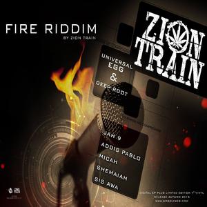 ZION TRAIN - Fire EP