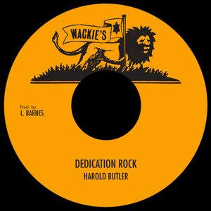 HAROLD BUTLER - Dedication Rock