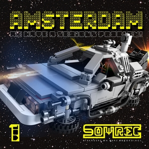 VARIOUS - Amsterdam, We Have A Serious Problem! Vol 1