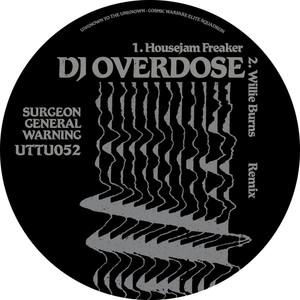 DJ OVERDOSE - Housejam Freaker
