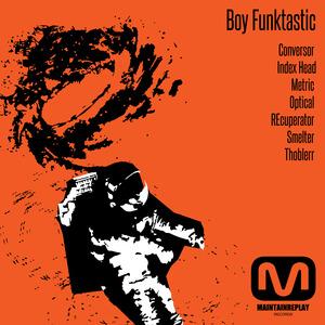 BOY FUNKTASTIC - Conversor EP